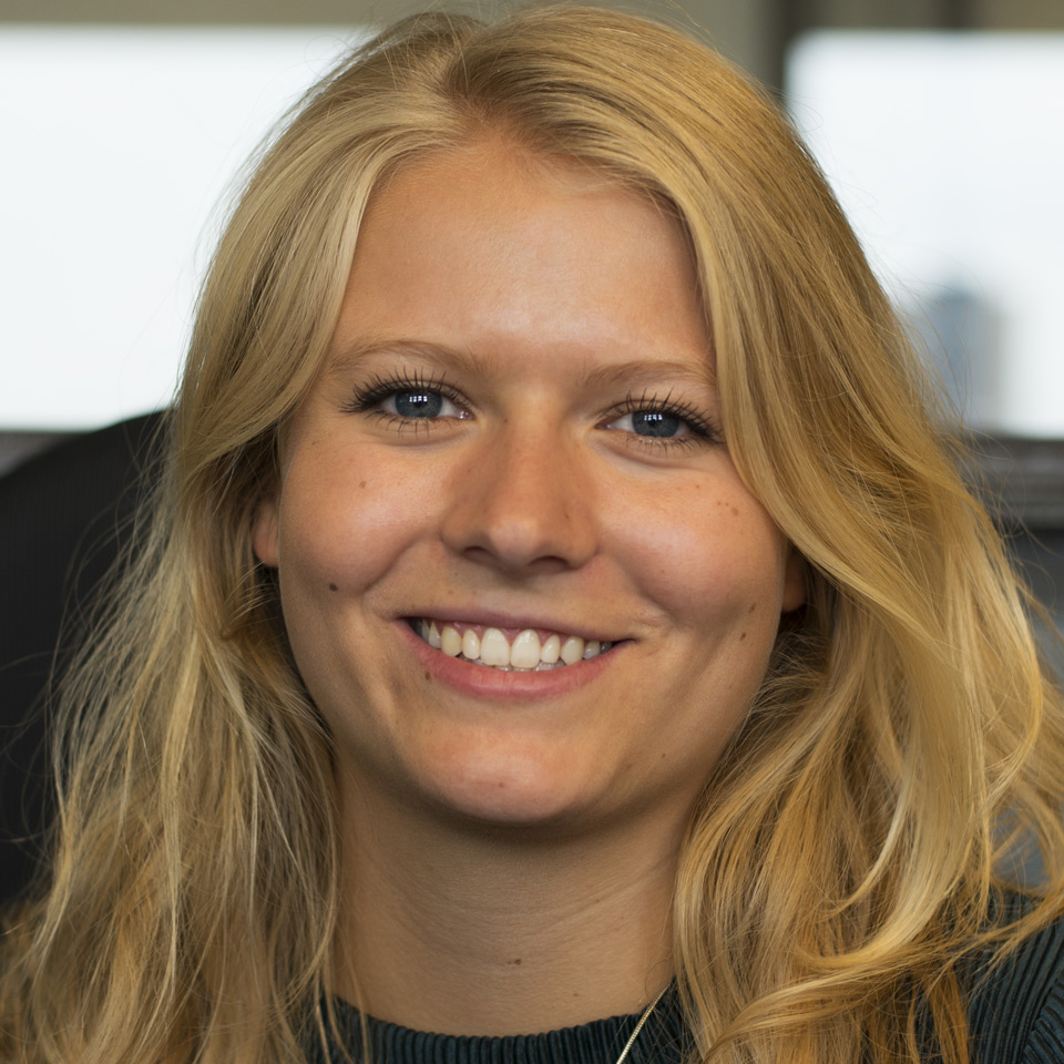 Roos Wemmers - Office manager
